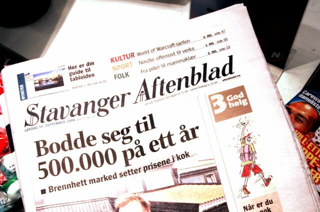 b37f1ed7 Avisabonnement: Aftenbladet økte prisen, krever ekstra betaling ett ...