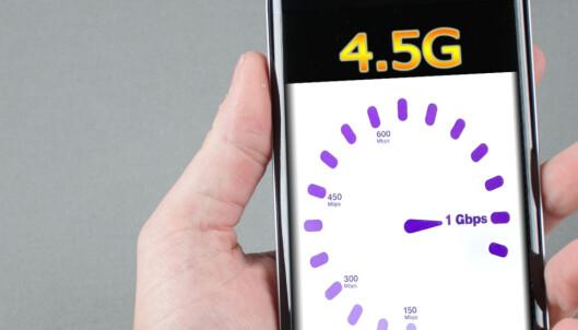 Dette er 4.5G