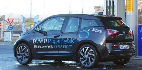 image: Test: BMW i3 Plug-in Hybrid