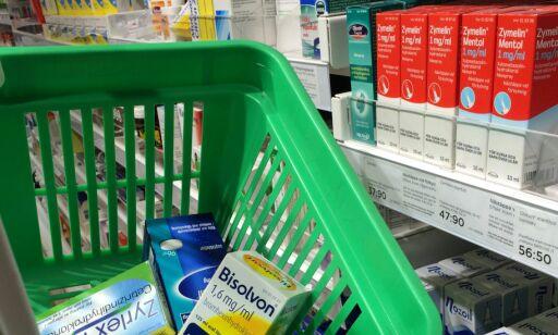 image: Prissjekk: Langt billigere på svenske apoteker