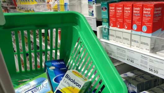 Prissjekk: Langt billigere på svenske apoteker