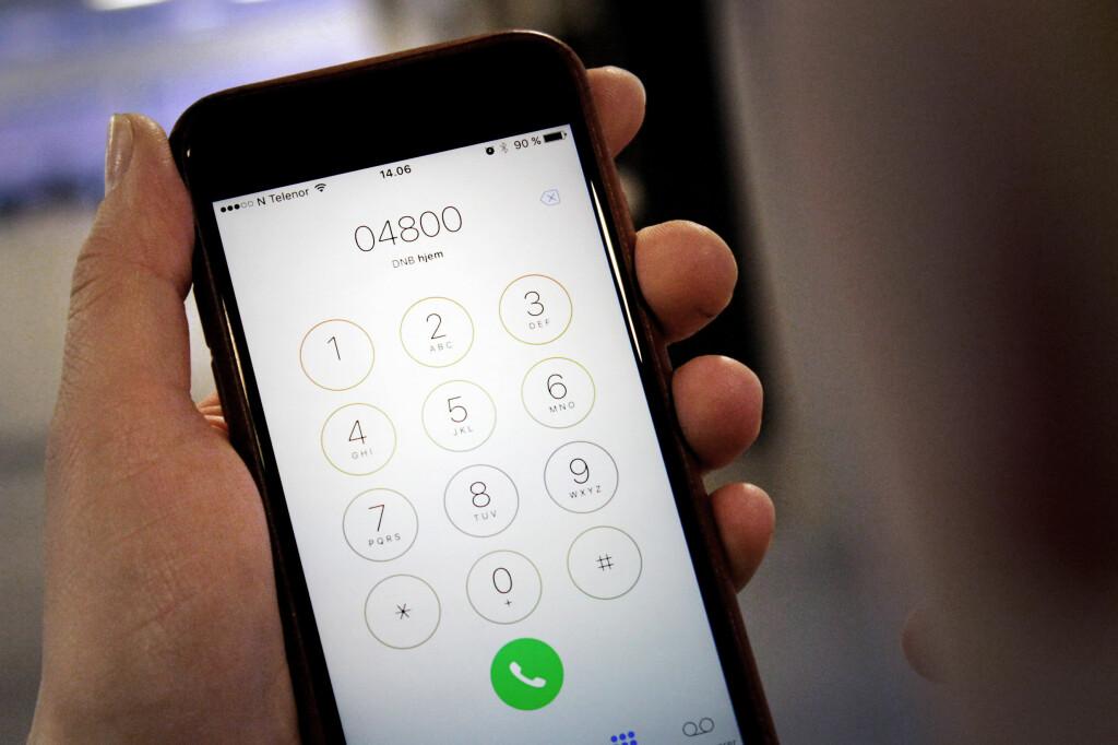 telefonnummer i utlandet sjekkesteder på nett