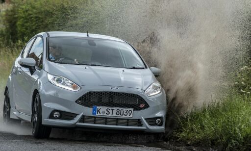 Test: Ford Fiesta ST200