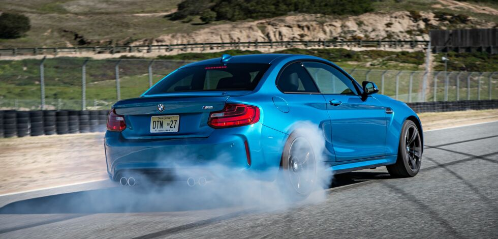 image: TEST: BMW M2