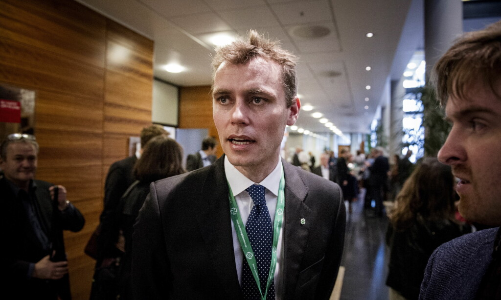Foto: Øistein Norum Monsen / DAGBLADET