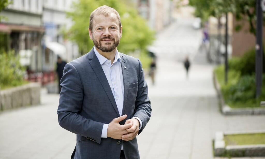 «HOLDER IKKE»: Civitas argumenter for å privatisere Stakraft holder ikke, mener stortingsrepresentant Heikki Eidsvoll Holmås. Foto: SV
