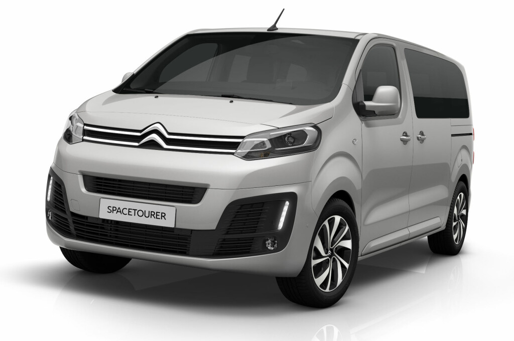 <b>OVER PICASSO: </b> Citroën Spacetourer blir alternativet for dem som synes Grand C4 Picasso blir for snau. Foto: CITROËN
