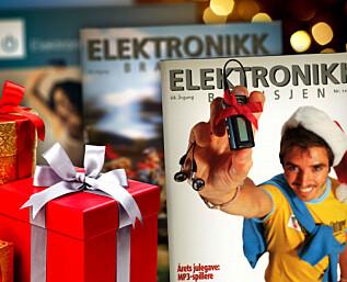 I 2004 var MP3-spilleren årets julegave