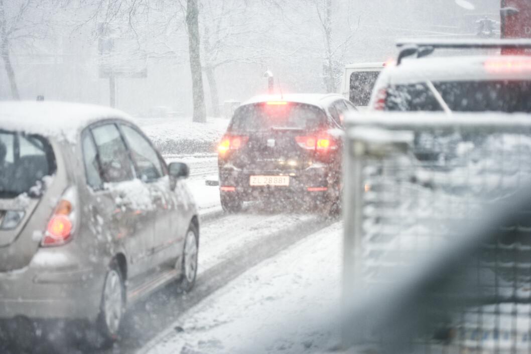 <strong><b>LANG VINTER:</strong></b> Flere måneder med snø og kulde ligger foran oss. Er bilen din forberedt? Foto: COLOURBOX