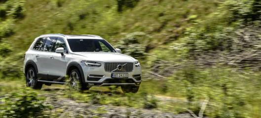 Derfor er Volvo XC90 Årets Bil 2016