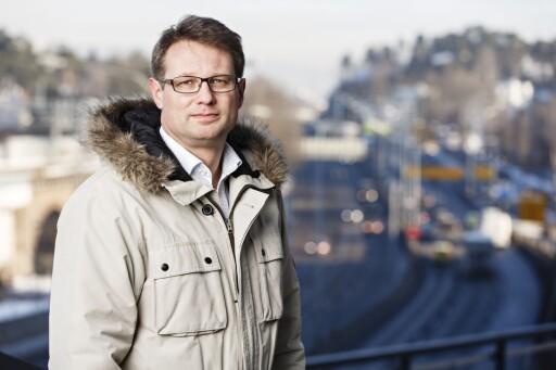 Sigmund Clementz, kommunikasjonsrådgiver i If Foto: If