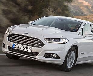 image: Ford Mondeo Hybrid blir 35.000 kroner billigere!