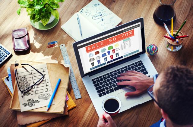 b18f4ae4 Netthandel: Så mye kan du handle for fra utenlandske nettbutikker ...