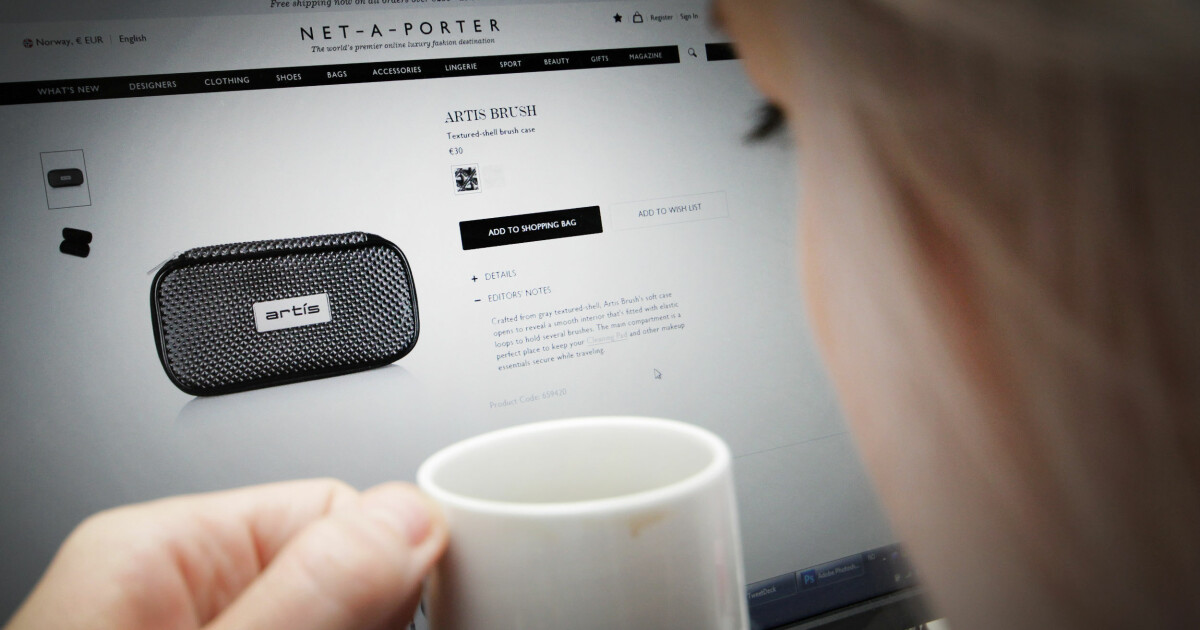 24f54960 Netthandel: Så mye kan du handle for fra utenlandske nettbutikker - DinSide