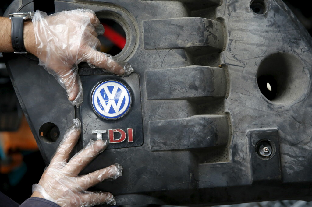 <b>FLERE TESTES:</b> Tyske KBA skal nå teste 50 bilmodeller til for utslippsjuks.  Foto: NTB Scanpix