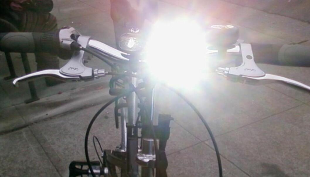 Sykkel-blending økende problem