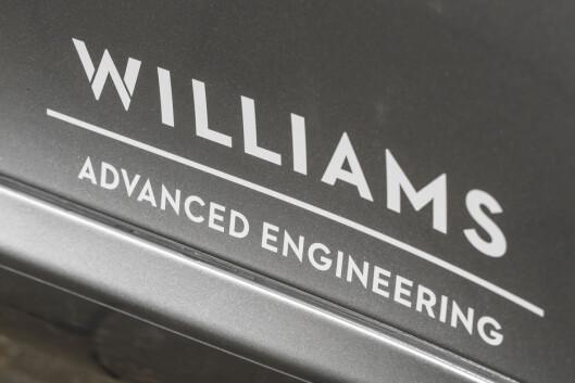 <strong><b>KJENT FRA FORMEL 1:</strong></b> Williams er parner i utviklingen av den elektriske luksusbilen. De utvikler allerede teknologi for Formel 1 - også avanserte batteripakker. Foto: ASTON MARTIN