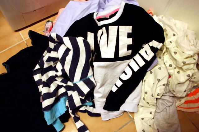 e580ee90 Klesvask: Hvordan skal du vaske stripete og flerfarget tøy? - DinSide