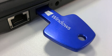 Slik installerer du Windows 10 på USB-disk