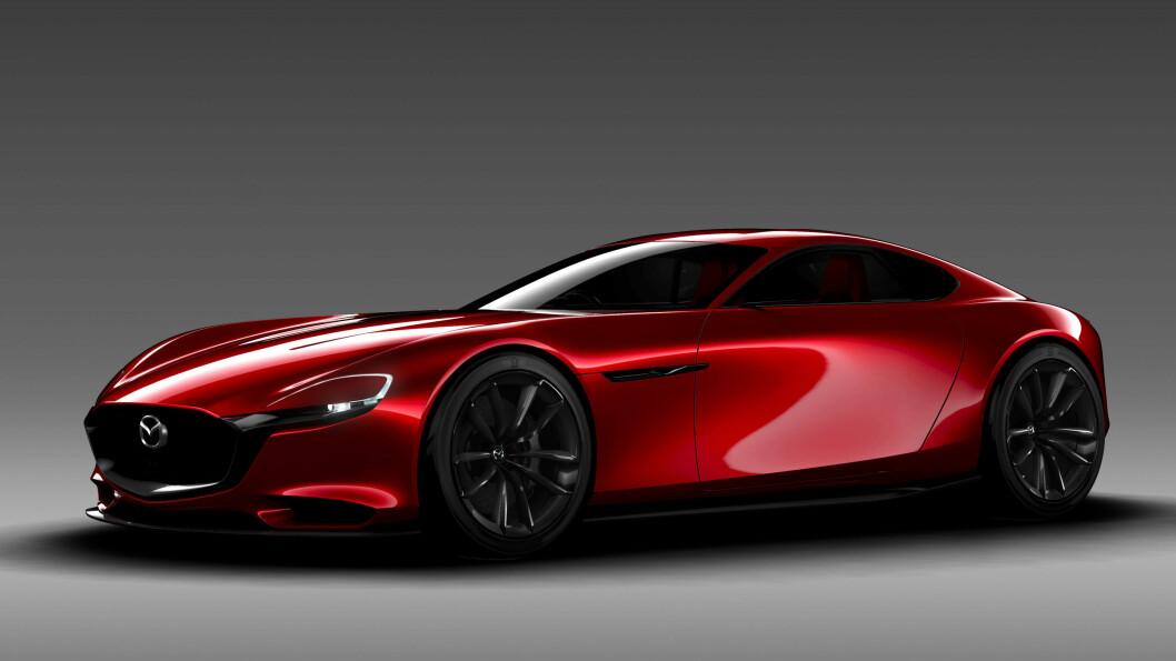 <strong>KODO-DESIGN:</strong> Mazda kjører stram linje med <em>bevegelsens sjel</em>, nå på sjette året. Foto: MAZDA
