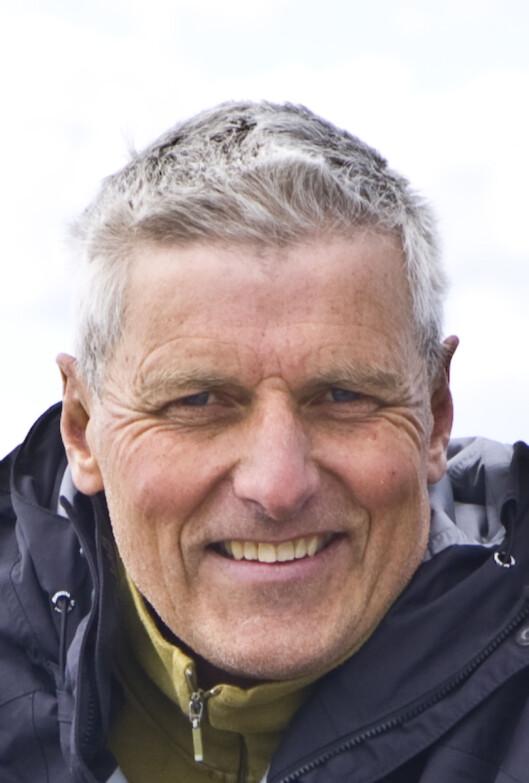 <strong><b>OVER 4000 MEDLEMMER:</strong></b> Øyvind Stranna Larsen er fagsjef i Norsk Ved, som er en interesseorganisasjon for norske vedprodusenter.  Foto: PRIVAT