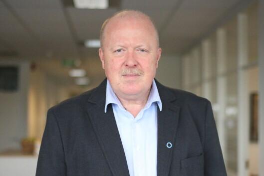 Bjørnar Allgot, generalsekretær i Diabetesforbundet. Foto: DIABETESFORBUNDET