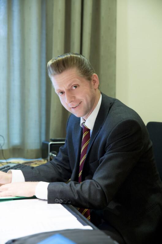 Statssekretær Jørgen Næsje. Foto: REGJERINGEN