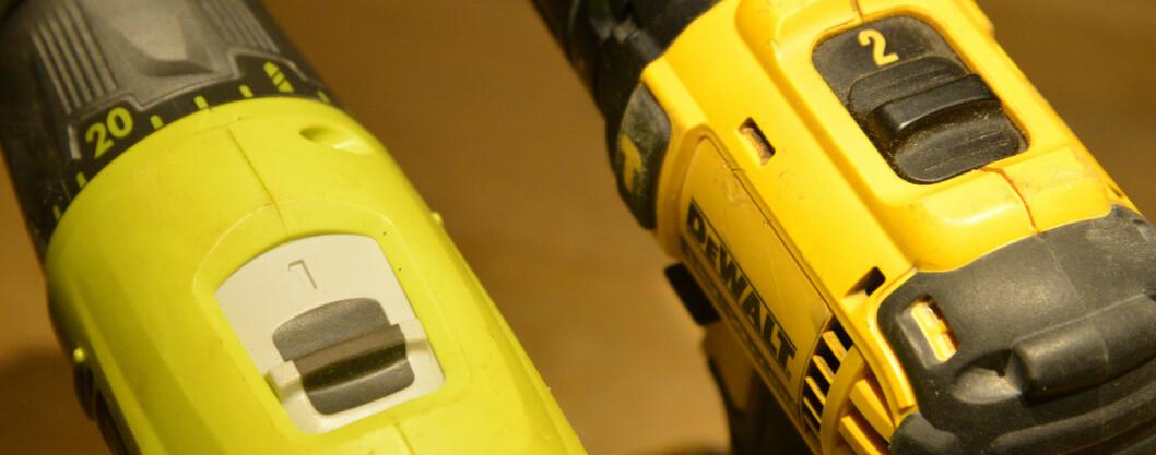 <strong><b>MEKANISK GIR:</strong> </b>Trenger du mer kraft er mekanisk gir tingen. Foto: BRYNJULF BLIX