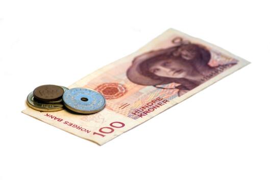 <strong><b>ÆSJ:</strong> </B>Mange hater kontanter, med gode grunner. Betalingsapper kan bidra til litt mindre av det.  Foto: OCONELL / NTB SCANPIX