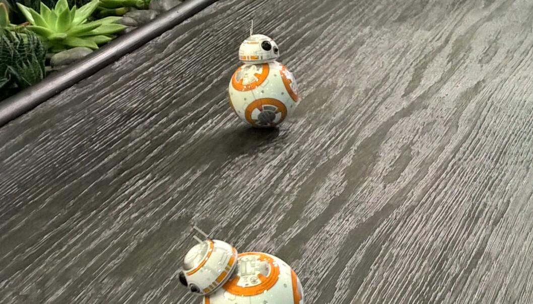 Disse Star Wars-robotene skal passe på huset ditt