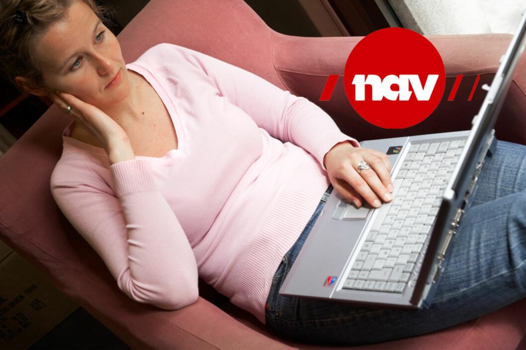 <strong><b>AKTIVITET:</strong></b> Målet er at sykemeldte etter åtte uker skal tilbake i jobb, helt eller delvis. Foto: NTB SCANPIX/NAV