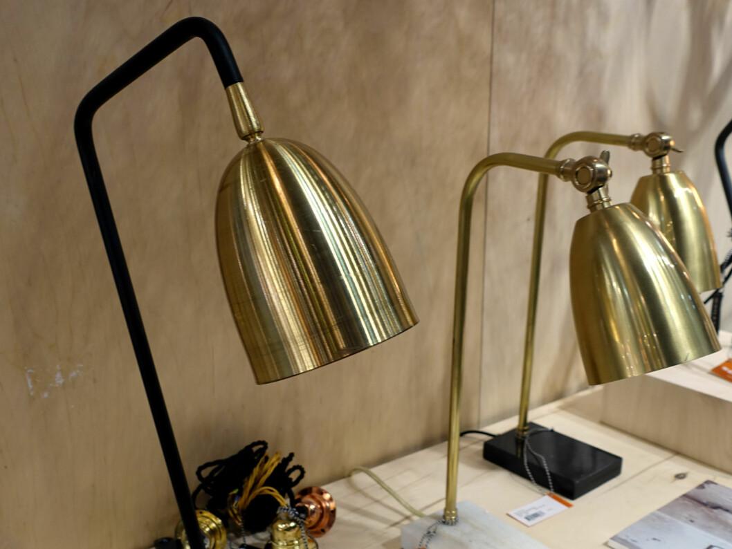 <strong><b>TRADISJON:</strong></b> Tradisjonsrikt håndverk står i fokus fra lampeprodusenten Wall & Veke. Foto: KRISTIN SØRDAL