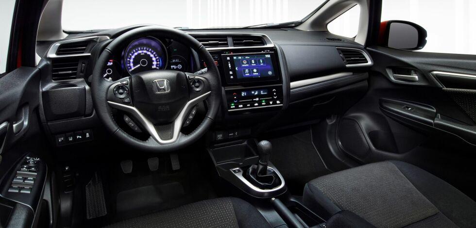 image: Testet: Honda Jazz