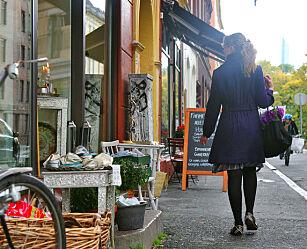 image: Visse butikker kan påvirke husprisene