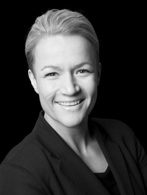Ada Kjenner, megler og daglig leder ved iHus Grünerløkka og Carl Berner. Foto: KOLONIHAVEN/iHUS