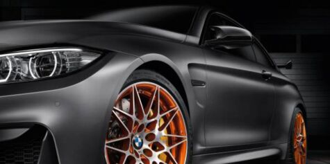 image: BMW Consept M4 GTS