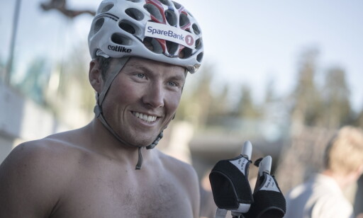 ANGRER: Emil Iversen angrer på at han ikke dro til Sandnes. Foto: Øistein Norum Monsen / Dagbladet