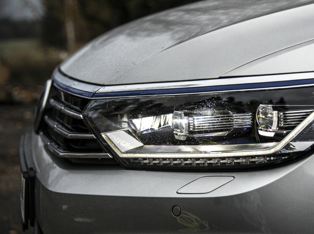 <strong><b>LED:</strong></b> Men ikke utmasking av andre kjøretøy. Foto: JAMIESON POTHECARY