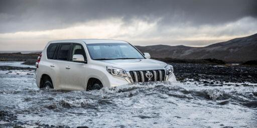image: Toyota Land Cruiser, en ustoppelig legende...