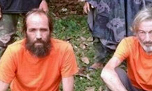 image: Islamistgruppe på Filippinene har løslatt Kjartan Sekkingstad
