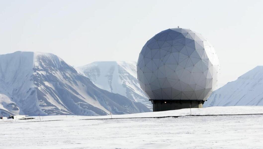 <strong>NETTHAVN:</strong> - Den digitale Svalbard-traktaten kan bli til norsk utenrikspolitikk liksom den fysiske Svalbard-traktaten er det. Foto: NTB Scanpix / Tor Richardsen
