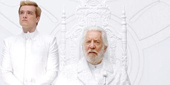 image: Ku Klux Klan-tale inspirerte ny «Hunger Games»-trailer