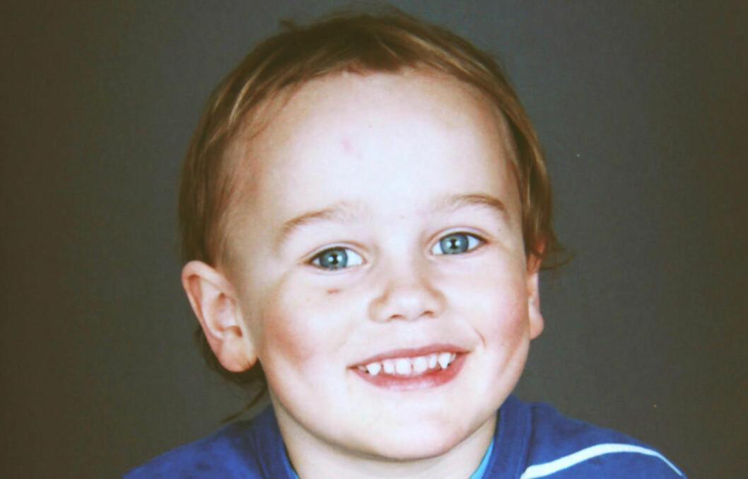 OMKOM I BARNEHAGEN:  Det var Adrian Gjærde som omkom i barnehageulykken i Ålesund fredag. Bildet brukes med tillatelse fra pårørende.  Foto: Privat / NTB scanpix
