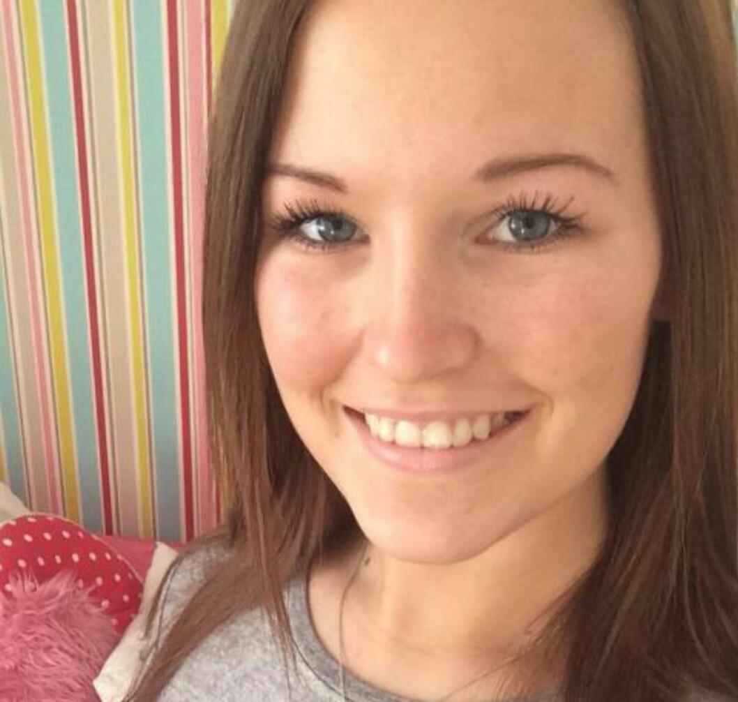 <strong> SINT:</strong>  May Therese er frustrert. 21-åringen hevder hun ble stilt en rekke kritiske spørsmål under et jobbintervju med dameklær-butikken B. Young i Steinkjer, fordi hun er homofil. Foto: Privat.