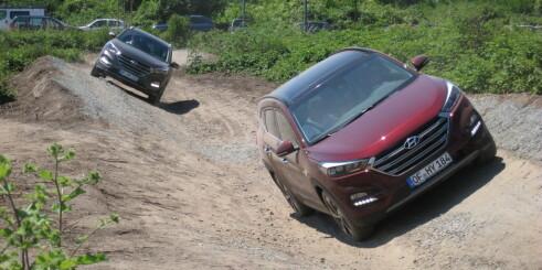 Hyundai Tucson prøvekjørt