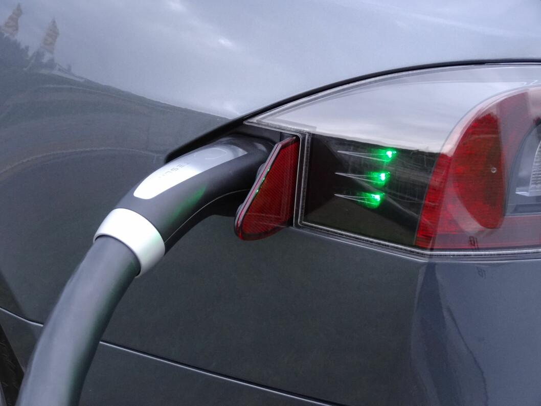 <strong><b> BESPARING:</strong> </b> Tesla legger til grunn i sine prisoverslag at det er mye å spare på bensin- og vedlikeholdsutgifter. Foto: KNUT MOBERG