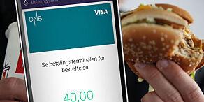 image: «Mobilbetaling i butikk er bare et partytriks»