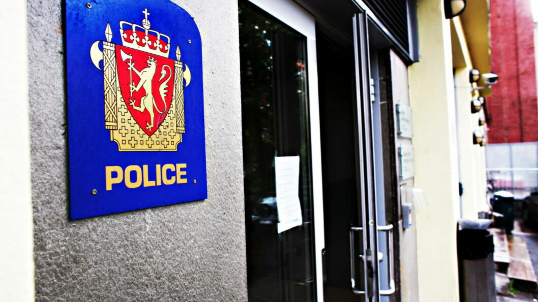 <strong>BARN INTERNERES:</strong> Politiets utlendingsenhet oppgir til Dagbladet at 123 mindreårige hittil i år har blitt internert på Politiets utlendingsinternat på Trandum før utkastelsen. Her inngangspartiet til Politiets utlendingsenhet i Oslo. Foto: Frank Karlsen / Dagbladet