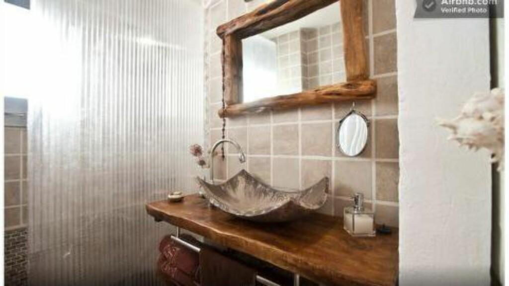 BILDENE: Jo flere, jo bedre, og husk å se etter Airbnbs vannmerke. Foto: AIRBNB