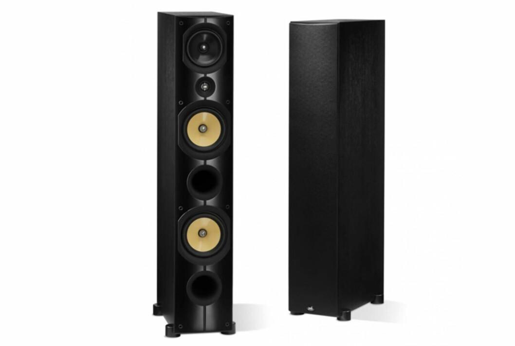 <strong><b>PSB IMAGINE X2T:</strong></b> En av de aller beste høyttalerne i denne prisklassen. Foto: PSB